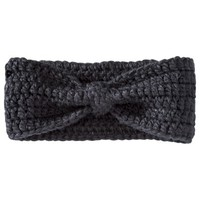 Mossimo® Bow Headband - Black