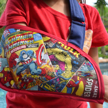 Marvel Superhero Arm Sling