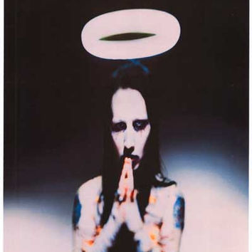 Marilyn Manson Halo in Hell Poster 11x17