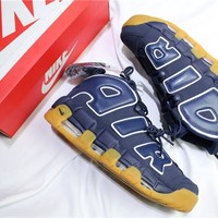 Air More Uptempo QS Navy