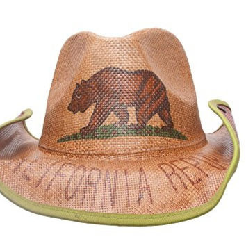Peter Grimm Republic Cowboy Hat - Brown