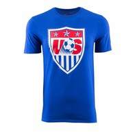 Nike USA Core Crest Tee - Game Royal