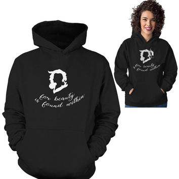 Exclusive! Beauty and The Beast Hoodie