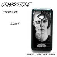 American Horror Story Poster For HTC One M7 Case Please Make Sure Your Device With Message Case UY