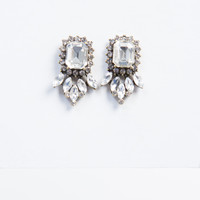 Bejeweled Earring Studs