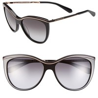 Women's kate spade new york 56mm cat eye sunglasses
