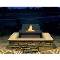 Anywhere Fireplace - Gramercy Indoor/Outdoor Floor Fireplace