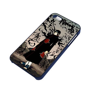 Itachi basic itachi aca1381a-9b54-4c01-bce3-c4c2aad3fbf9 FOR IPHONE 4/4S  CASE**AP*