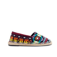 ETHNIC PATTERN ESPADRILLE SLIP - ONS - Shoes - TRF | ZARA United States