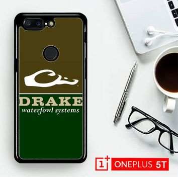 Drake Waterfowl Systems Camo X3442  OnePLus 5T / One Plus 5T Case