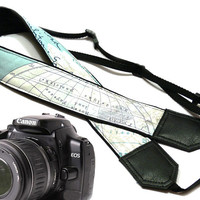 DSLR Camera Strap. World Map Camera Strap. Camera accessories. Mirrorless Camera Strap. Canon camera strap. Nikon.