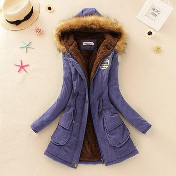Womens Winter Coats and Parkas