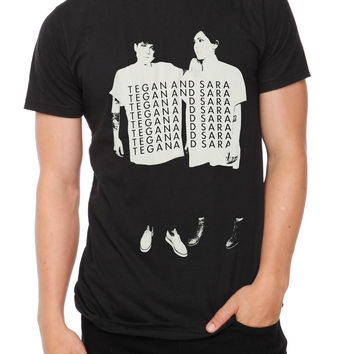 Tegan And Sara Big Shirt T-Shirt | Hot Topic