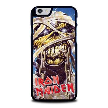 iron maiden iphone 6 6s case cover  number 1