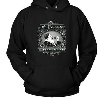 Wafer Thin Mints Hoodie Two Sided