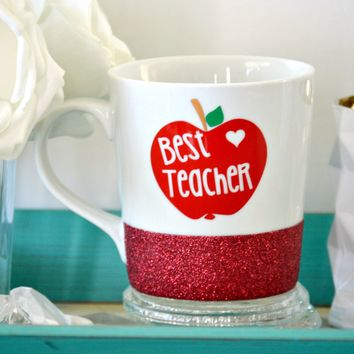 Best Teacher Coffee Mug