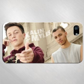 Kalin and Myles - iPhone 5/5s Case [KAML4024]: Now Just $15.00