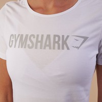 Gymshark Apollo T-Shirt - White