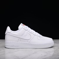 "HCXX AIR FORCE 1 `07 QS ""SWOOSH PACK"" - WHITE"