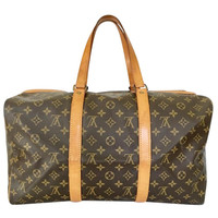 Louis Vuitton Monogram Boston Bag Sac Souple 45