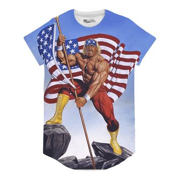 Real American Brother Long Tee