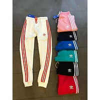 Adidas Classic Unisex Three Stripe Casual Sport Pants H 8-25