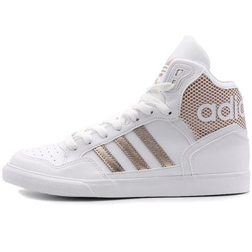 2017 Adidas Originals Women's Skateboarding Shoes Sneakers Classique Shoes Platform Breathable