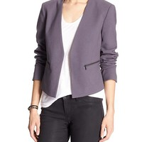 Banana Republic Factory Open Front Blazer