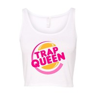 Trap Queen Crop Tank