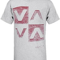 RVCA Photocopied T-Shirt - Men's Shirts/Tops | Buckle