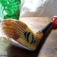 Golf Club Bottle Opener -- Sam Snead 1 Wood -- Wilson 4300