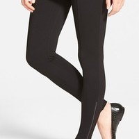 Women's Nordstrom Zip Detail Leggings,