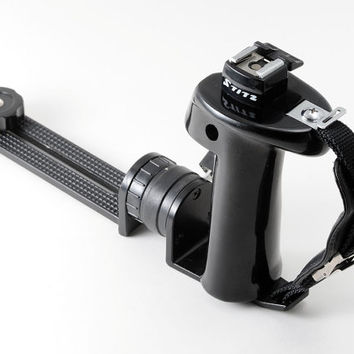Stitz Professional L Shaped Flash Bracket Right Angled Grip