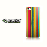 Colouful Lines 2nd Design iPhone 4 4s, iPhone 5/5s, Iphone 5c Hard Case Cover