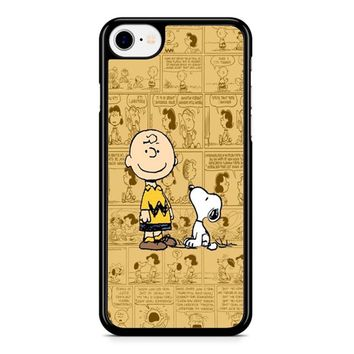 The Peanuts iPhone 8 Case
