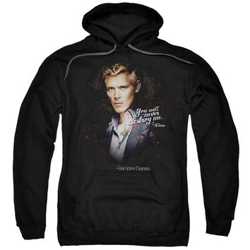 Vampire Diaries - Never Destroy Adult Pull Over Hoodie