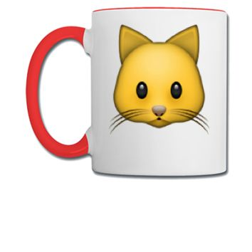 emojie cat - Coffee/Tea Mug