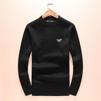 Boys & Men Armani Top Sweater Pullover