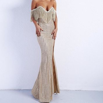 Tansy Lucid Dreams Strapless Dress