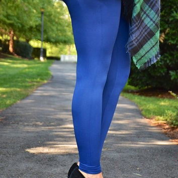 All Day Every Day leggings, navy