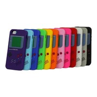 Nintendo Game Boy Silicone Cover Case for iPhone 5 +free shipping