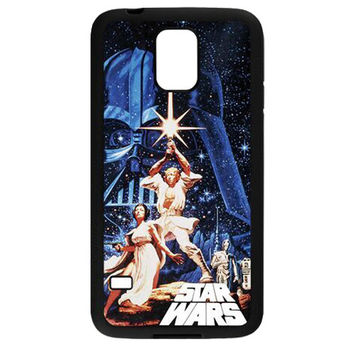 Star Wars Movie Poster for Samsung Galaxy S5