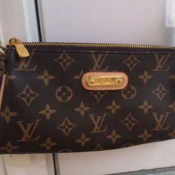 Customized Louis Vuitton Crossbody bag