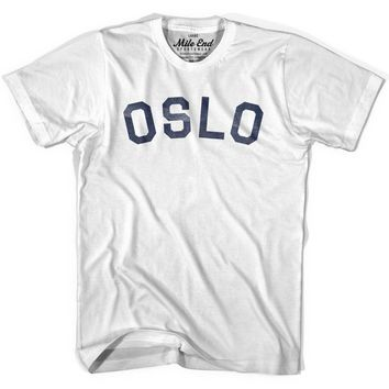 Oslo City Vintage T-shirt