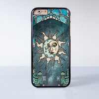 WARM Glowing SUN Plastic Case Cover for Apple iPhone 6 6 Plus 4 4s 5 5s 5c