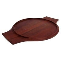 Pre-owned Dansk Danish Modern Large Teak Serving Tray