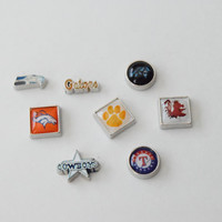 NFL, MLB & Collegiate Floating Charms