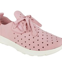 Not Rated Marlum Pink Fashion Sneakers