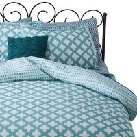 Xhilaration® Ethnic Star Reversible Bed in a Bag - Turquoise