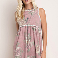 Sunshine State of Mind Top - Mauve